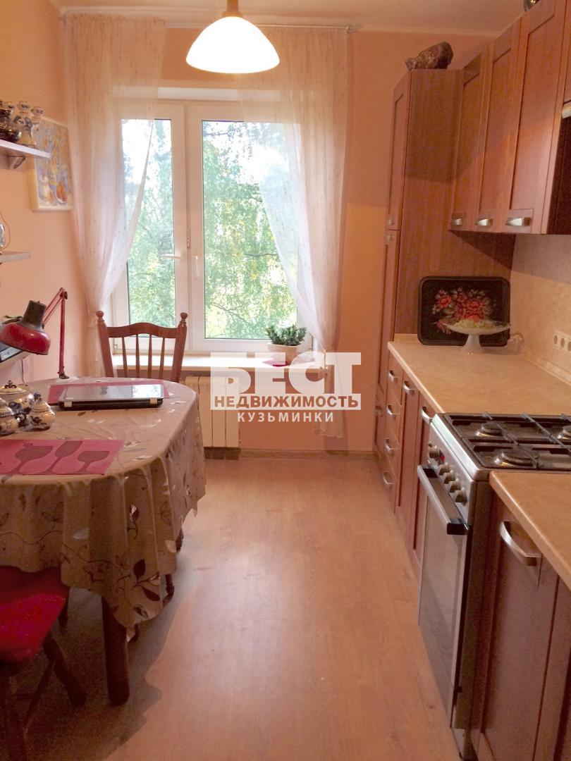 Продается трехкомнатная квартира за 10 300 000 рублей. г Москва, ул Зеленодольская, д 7 к 3.