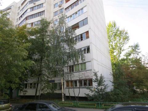 Москва город, Бирюлёвская улица, 13к2