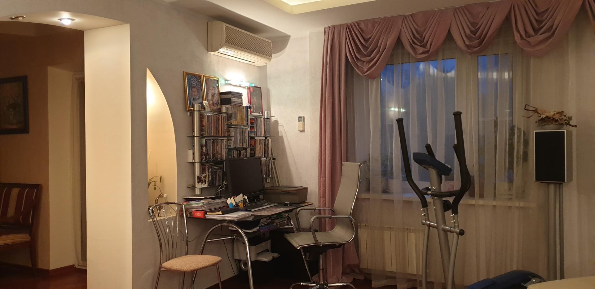 Продам 4-комн. квартиру по адресу Россия, Москва и Московская область, Москва, Азовская улица, 24к1 фото 15 по выгодной цене