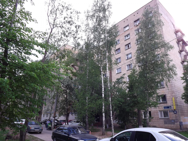 Продажа 1-к квартиры карбышева, 60