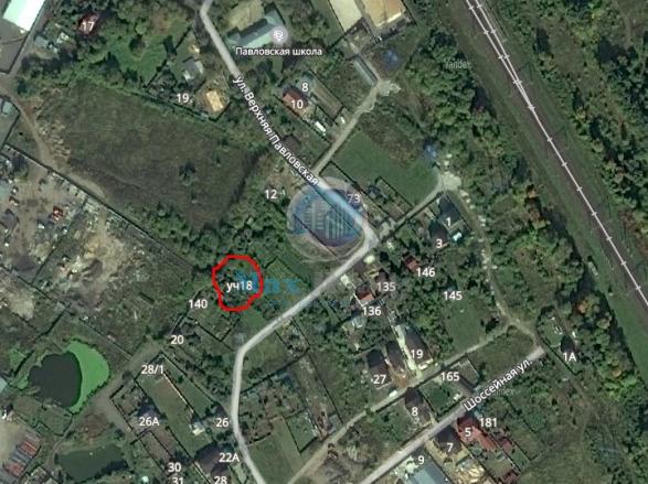 Купить земельный участок: д Павловское, обл Московская