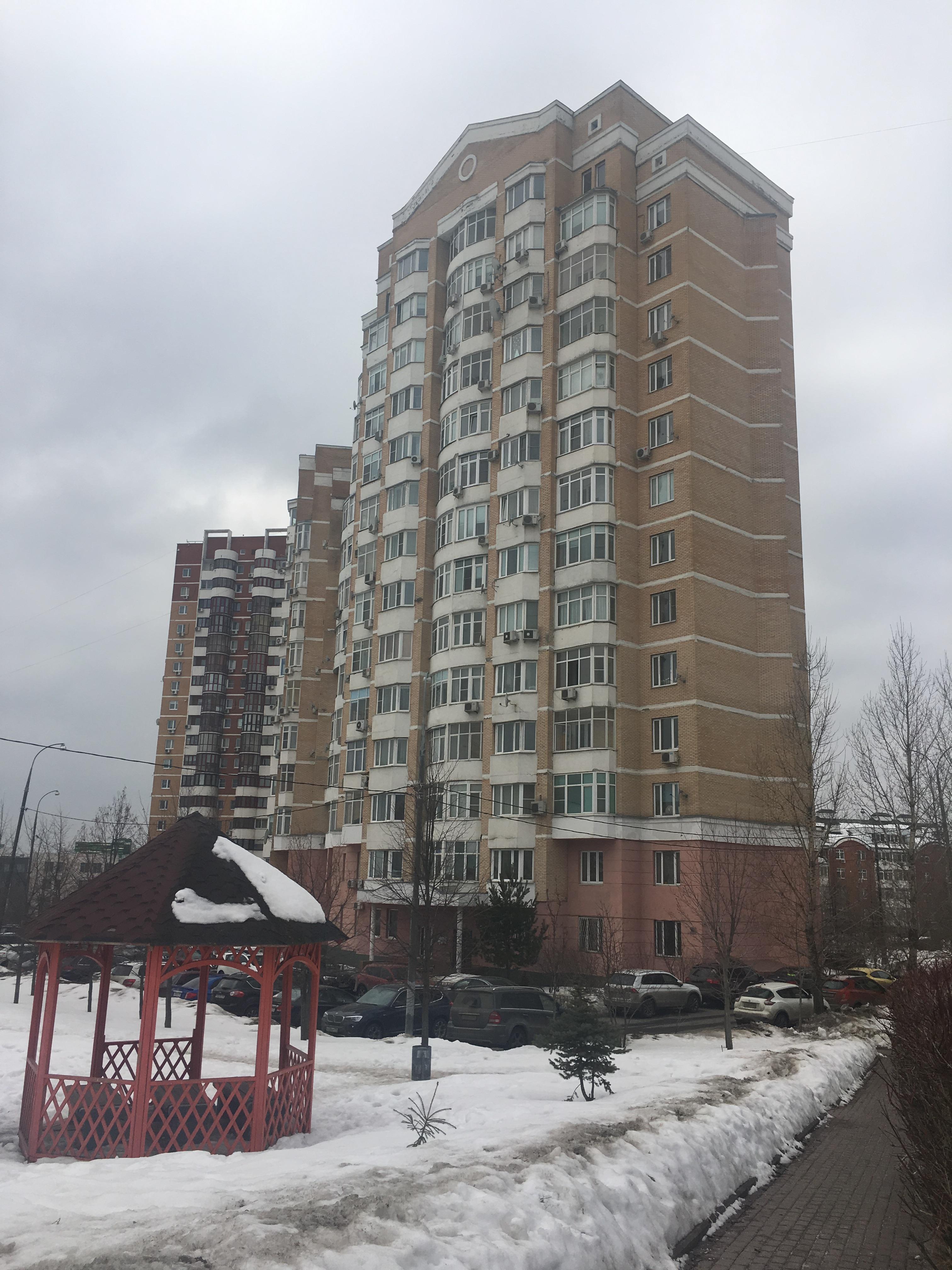 Москва город, Соколово-Мещёрская улица, 26к1