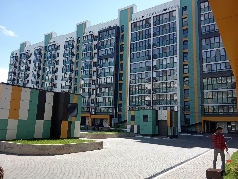 Продажа 2-к квартиры ул. Н. Ершова, стр. 11