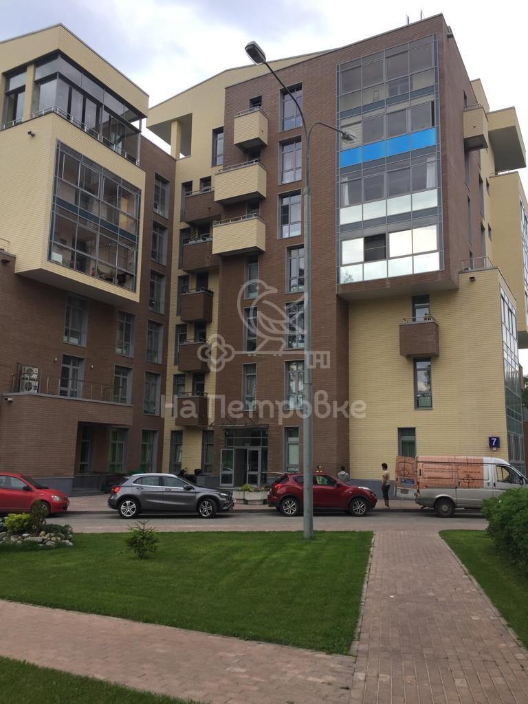 Квартира на продажу по адресу Россия, Московская область, городской округ Мытищи, Поведники, Санаторная улица, 7