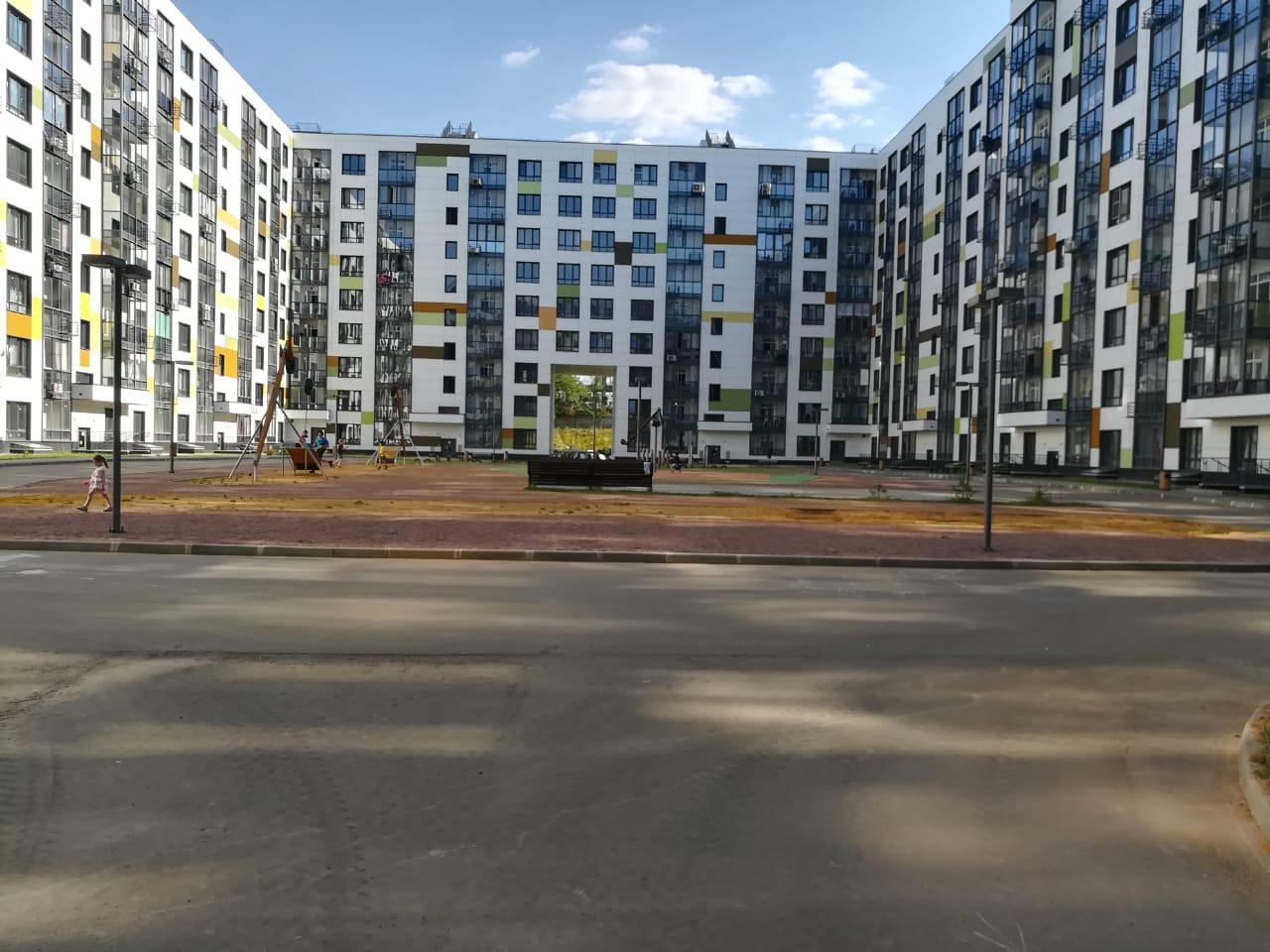 Квартира на продажу по адресу Россия, Московская область, Ленинский район, Молоково, Ново-Молоковский бульвар, 4