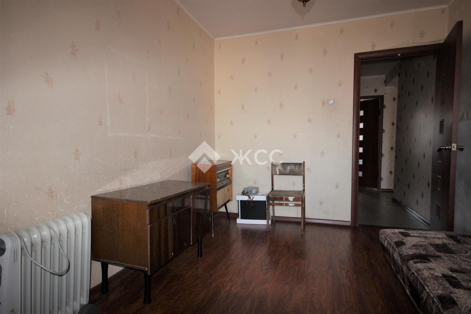 Квартира на продажу по адресу Россия, Московская область, Одинцовский городской округ, Лесной городок, Фасадная улица, 12
