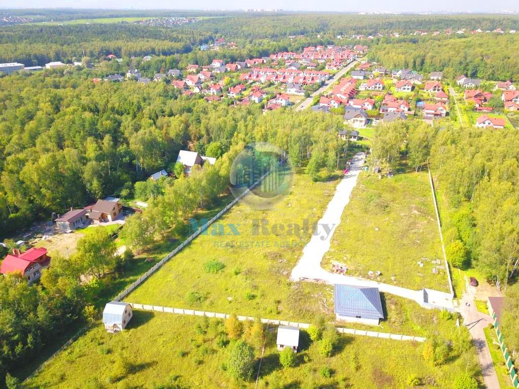 Купить земельный участок: д Большое Саврасово, обл Московская