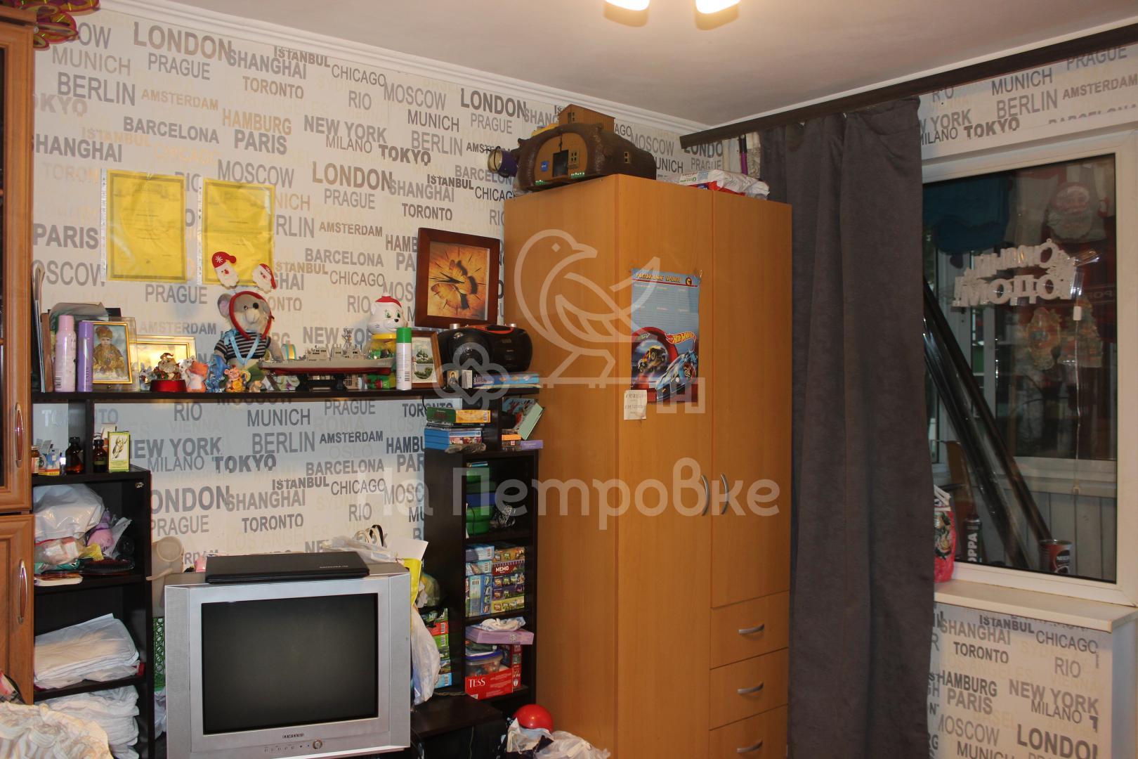 Квартира на продажу по адресу Россия, Московская область, городской округ Мытищи, Поведники, 4