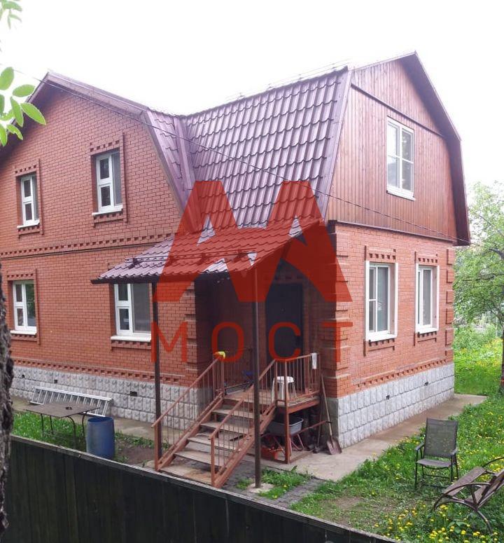 Дом на продажу по адресу Россия, Московская область, городской округ Балашиха, Балашиха, Железнодорожная улица, 44