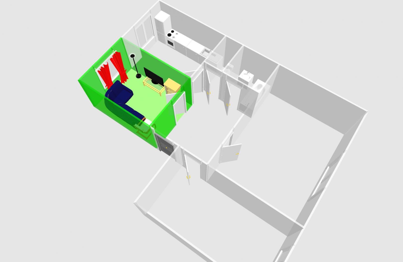 Комната на продажу по адресу Россия, Московская область, городской округ Подольск, Подольск, улица Ватутина, 66А