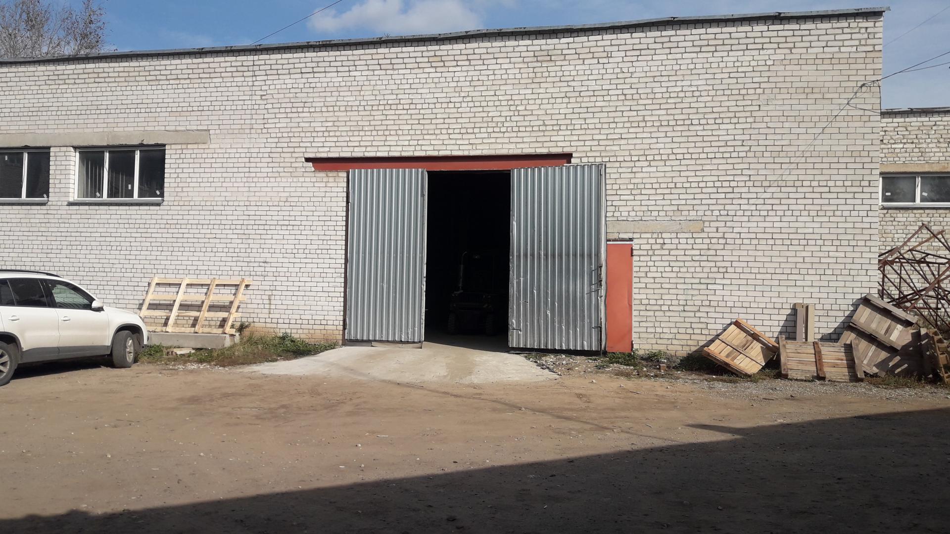 Manufacturing в аренду по адресу Россия, Тверская область, городской округ Тверь, Тверь, Старицкое шоссе, 25