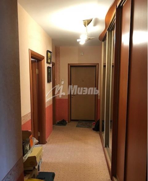 Квартира на продажу по адресу Россия, Московская область, Одинцовский городской округ, Лесной городок, Фасадная улица, 14