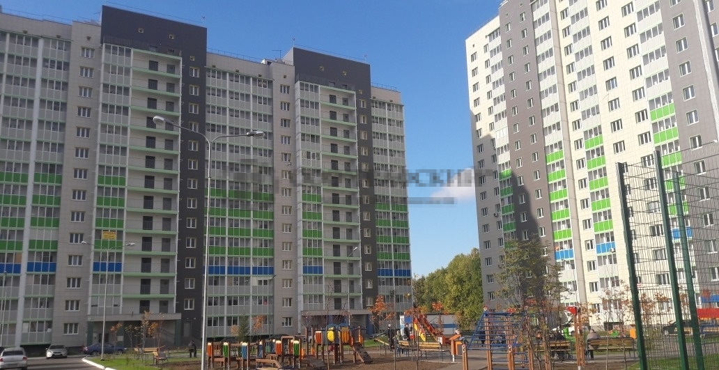 Продажа 1-к квартиры натана рахлина, 13к1
