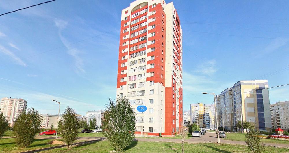 Аренда 2-к квартиры победы, 168