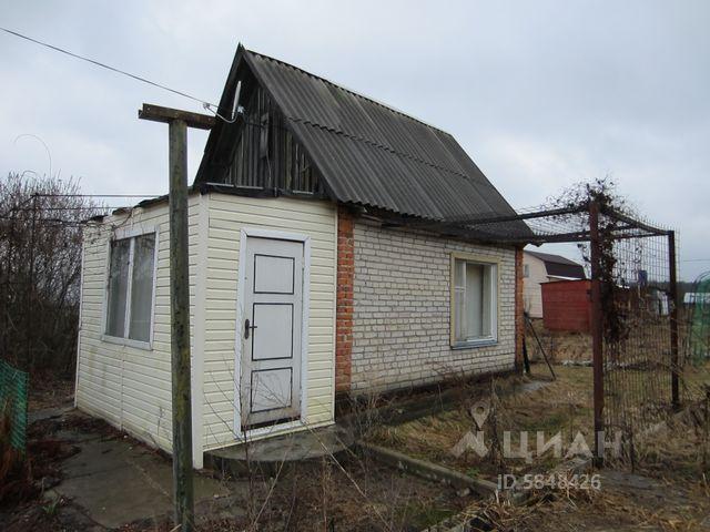 продается участок с небольшим домом в снт ...