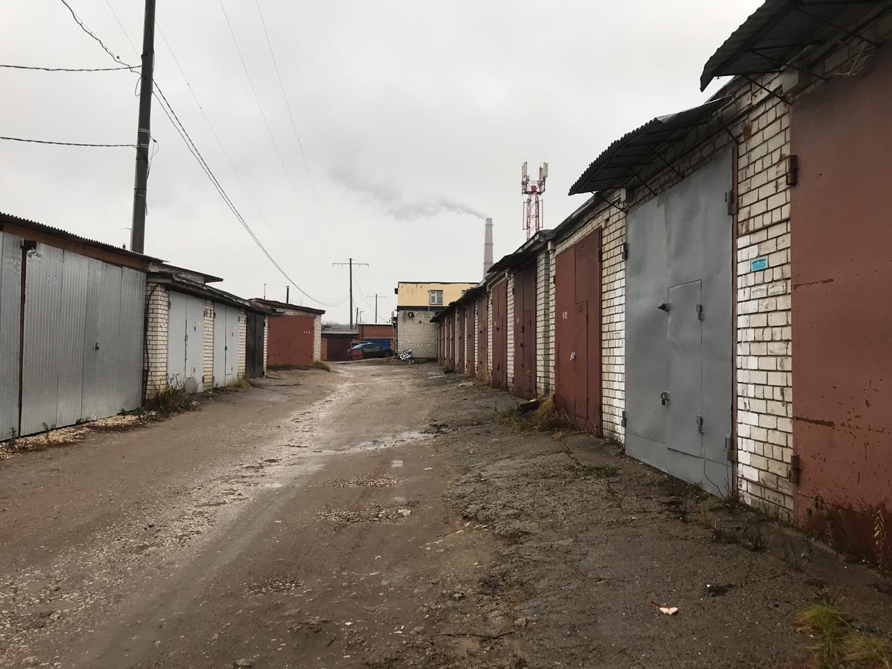 Продажа  гаража братьев касимовых