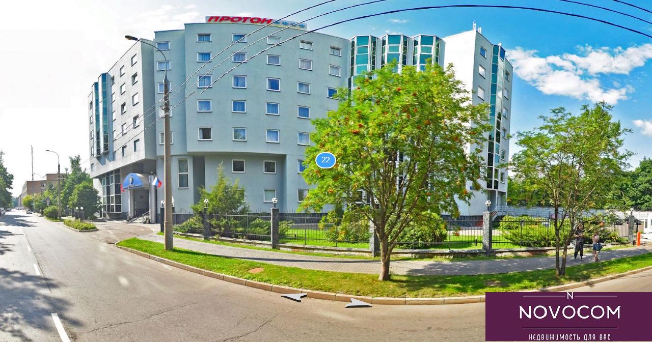 Hotel в аренду по адресу Россия, Московская область, Москва, Новозаводская улица, 22