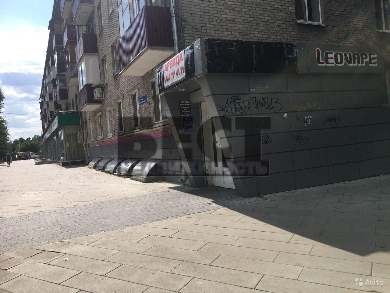 Retail в аренду по адресу Россия, Московская область, городской округ Люберцы, Люберцы, Волковская улица, 9