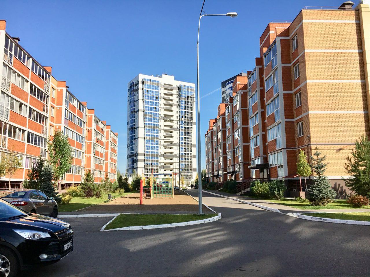 Продажа 3-к квартиры с. Усады, ул. Сиреневая, д. 2