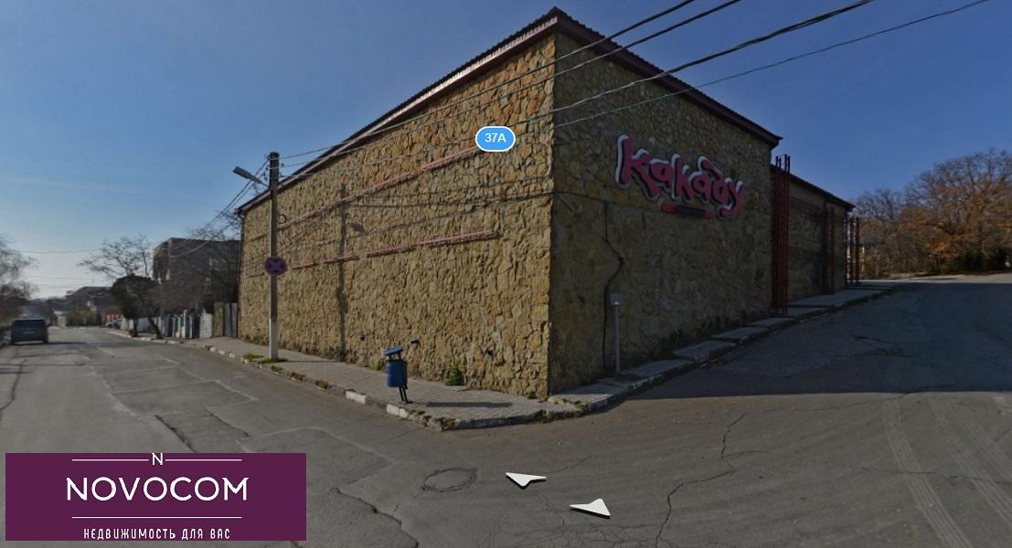 Business в аренду по адресу Россия, Краснодарский край, муниципальное образование Город Геленджик, Дивноморское, Черноморская улица, 37А