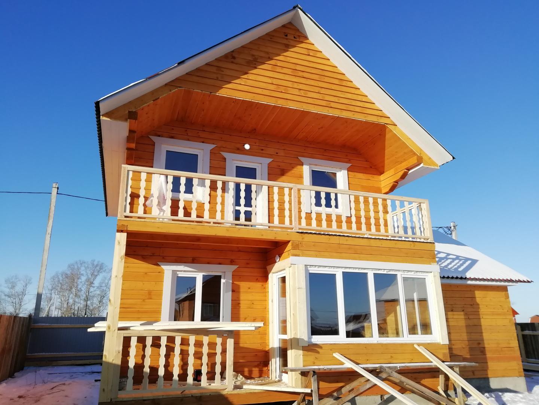Дом на продажу по адресу Россия, Иркутская область, Иркутский район, Хомутово