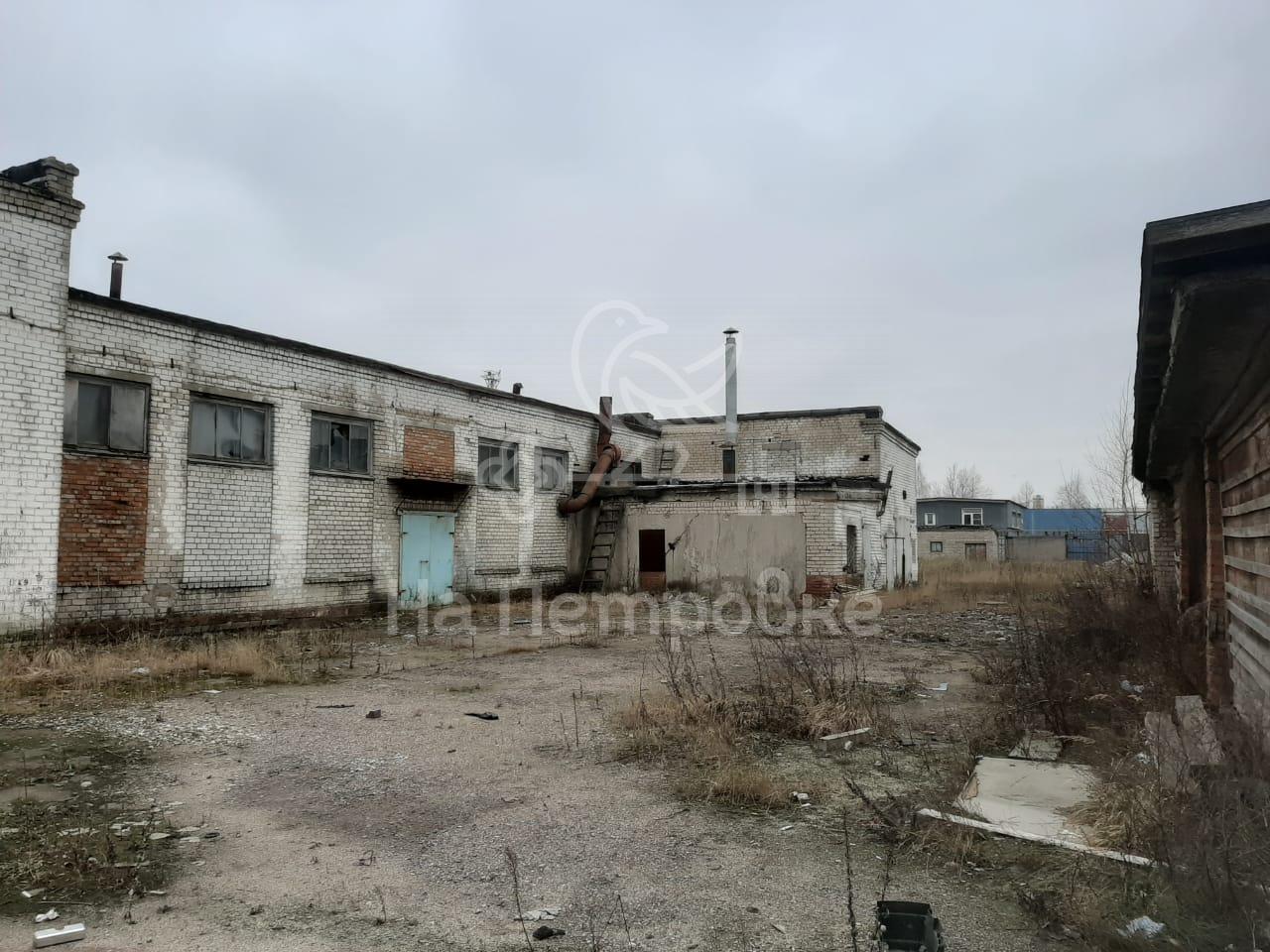 Manufacturing на продажу по адресу Россия, Ярославская область, городской округ Ярославль, Ярославль, 1-й Промышленный проезд, 11