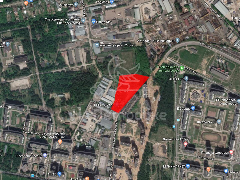 Land на продажу по адресу Россия, Московская область, городской округ Балашиха, Балашиха, микрорайон Гагарина