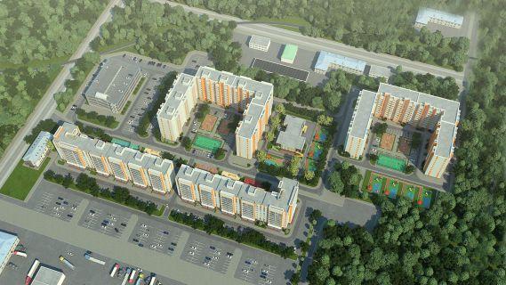 Продажа 3-к квартиры даурская