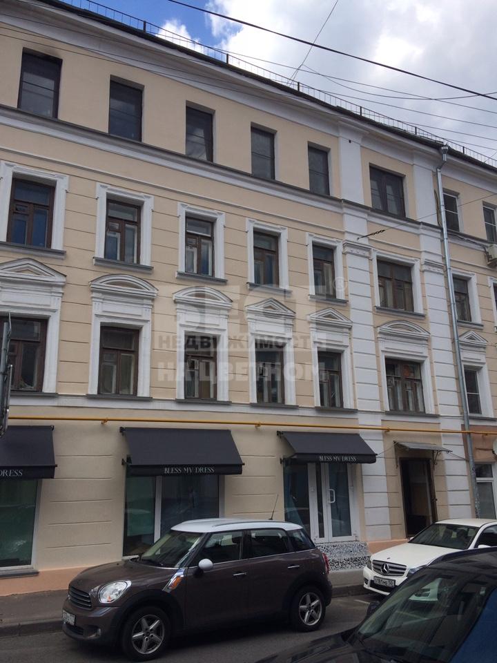 Москва, Трубная улица, 17с1