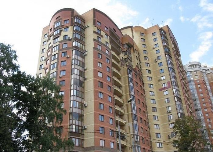 Москва город, улица Удальцова, 65