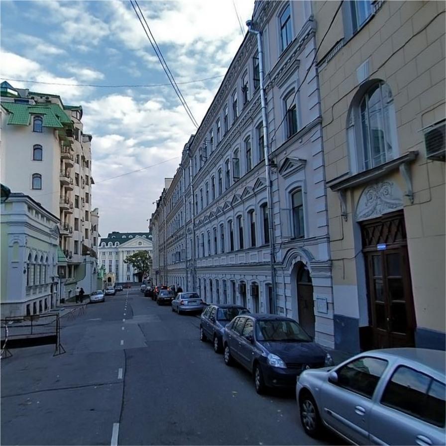 Москва город, Сеченовский переулок, 5