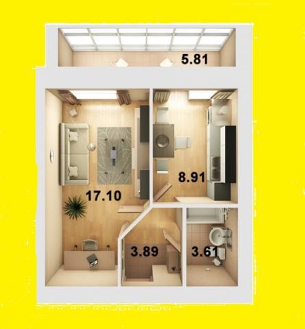 Продажа 1-к квартиры мамадышский тракт