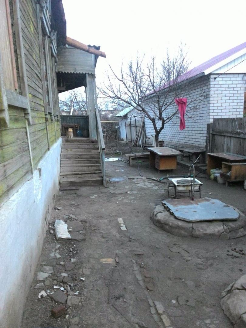 Продаётся 1-комн.               дом, 3 сот,  Волгоград,               Краснооктябрьский, Уссурийская улица