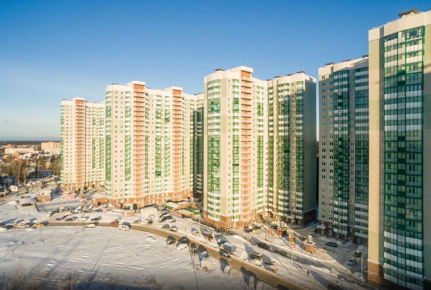 Продается трехкомнатная квартира за 7 970 000 рублей. Красногорск, улица Игоря Мерлушкина, 12.