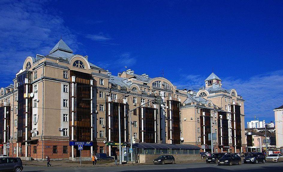 Аренда  офисы нурсултана назарбаева, 10, 118.0 м² (миниатюра №2)