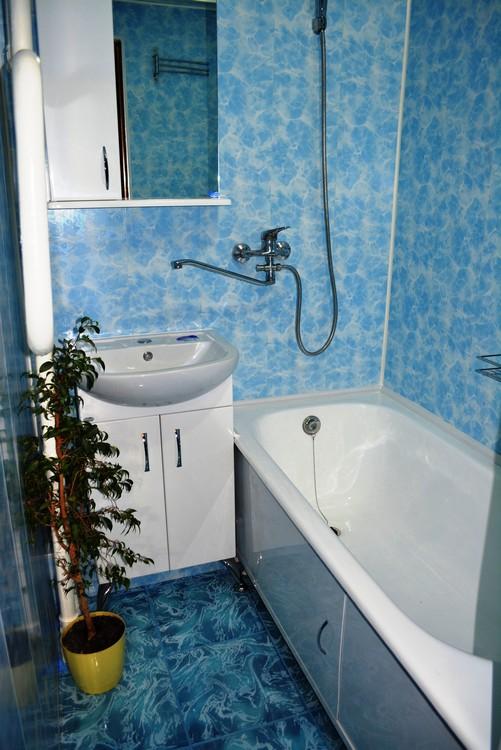 Ремонт ванной комнаты панелями пвх своими руками картинки