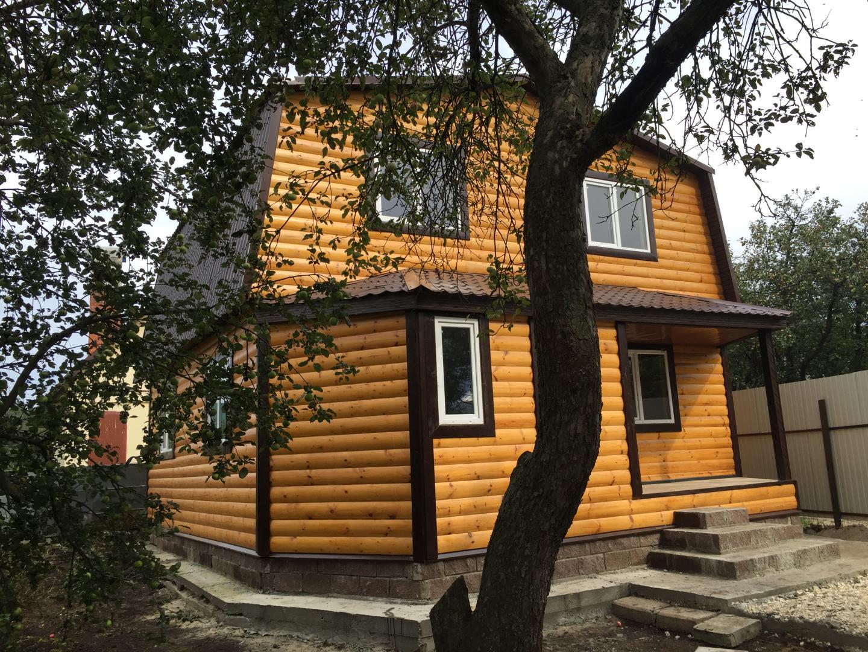 продам новый, двухэтажный дом 129,7 м на участ ...