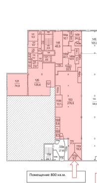 Аренда  помещения свободного назначения сибирский тракт, 34к1