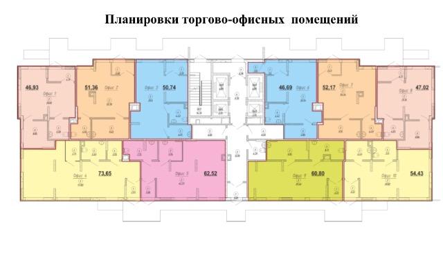 Продажа  помещения свободного назначения восстания, 82