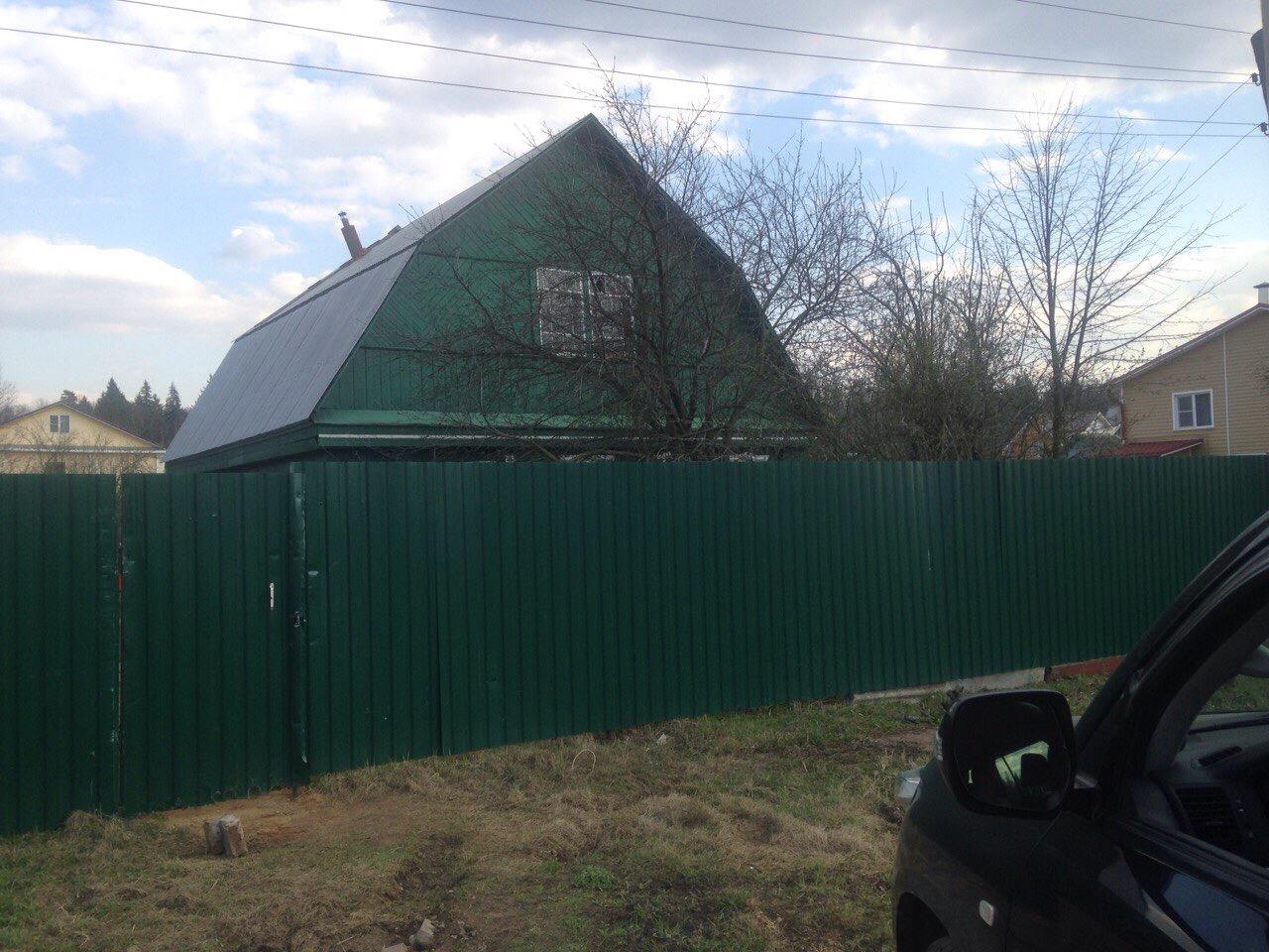 поселение Новофёдоровское, поселок Рассудово, 40 км до МКАД