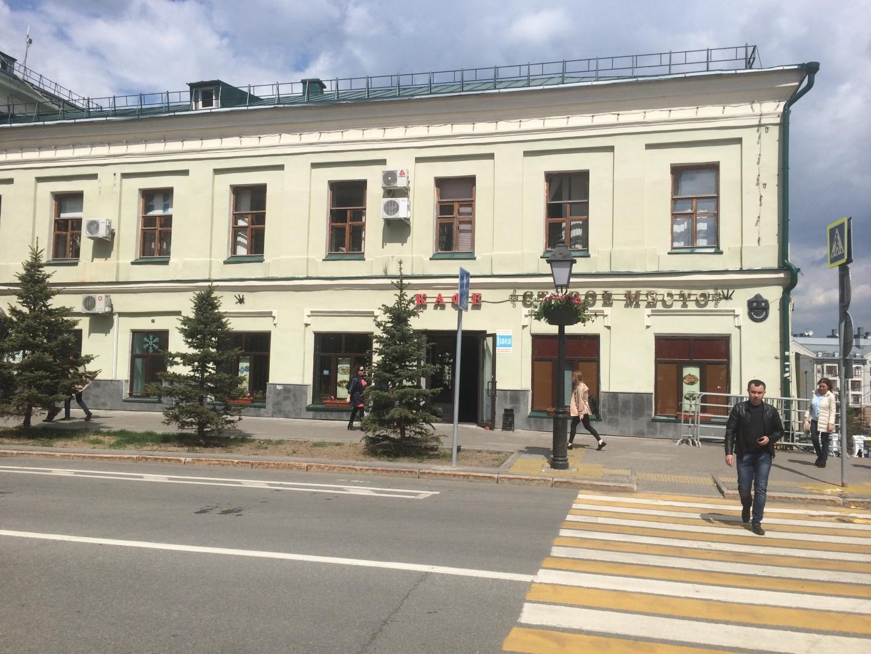 Продажа  помещения свободного назначения кремлевская, 9