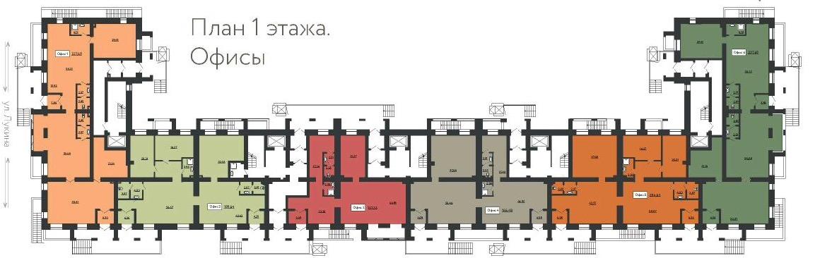 Продажа  помещения свободного назначения лукина, 48Ж