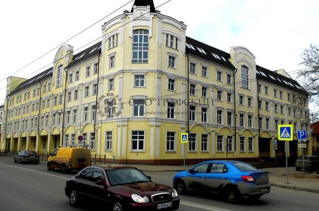 Продажа  помещения свободного назначения московская, 17