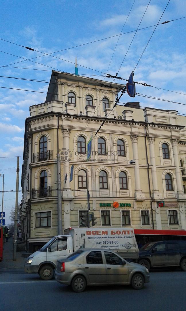 Продажа  помещения свободного назначения пушкина, 52