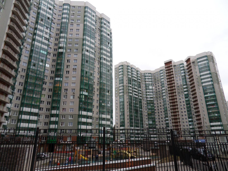 Продается трехкомнатная квартира за 6 003 832 рублей. Красногорск, бульвар Космонавтов, 13.