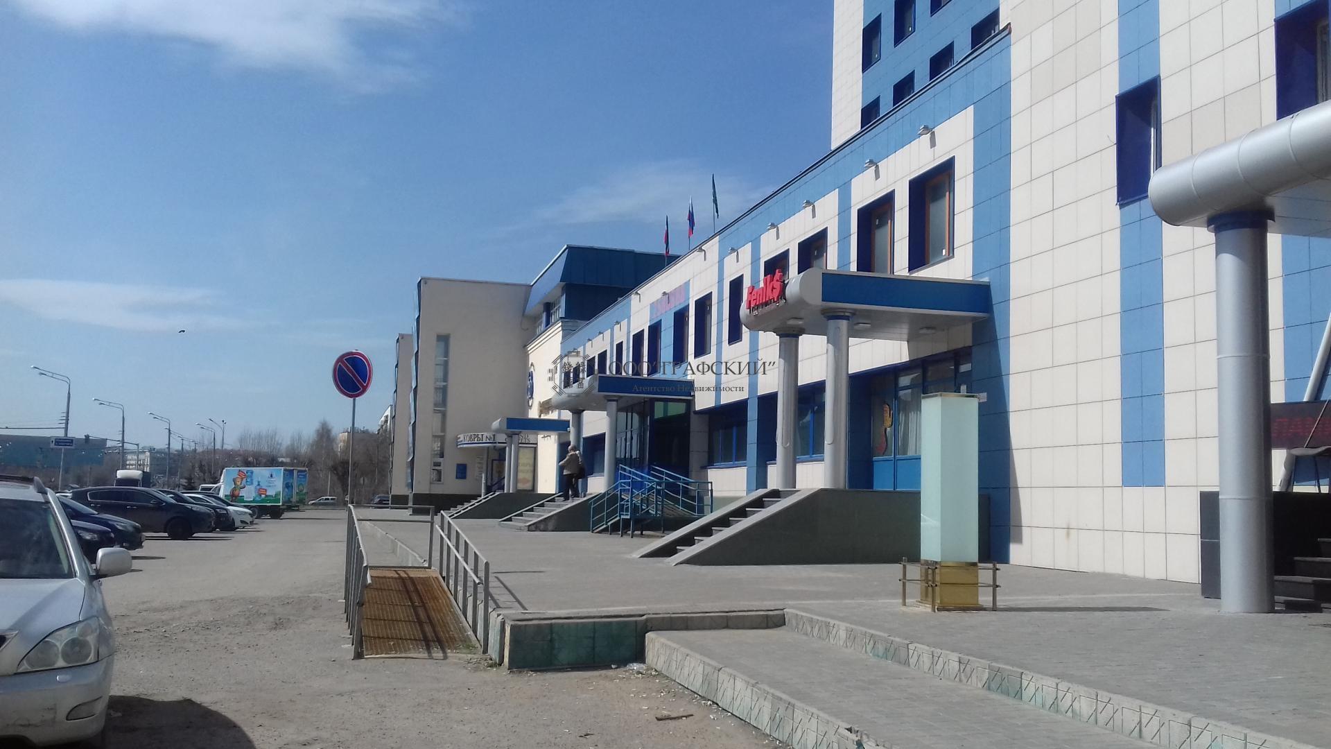 Продажа  помещения свободного назначения ямашева, 36к2