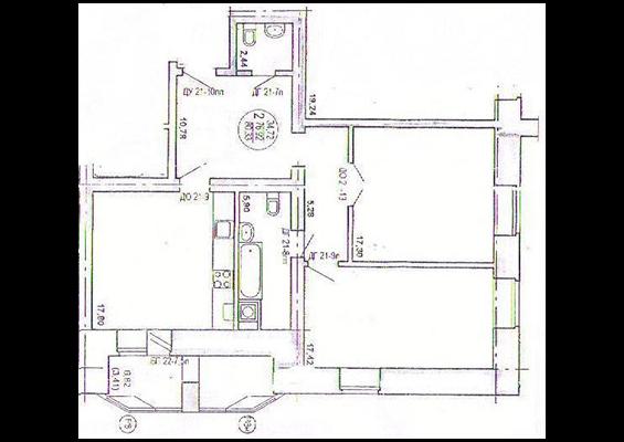 Продажа 2-к квартиры жилой массив ферма-2