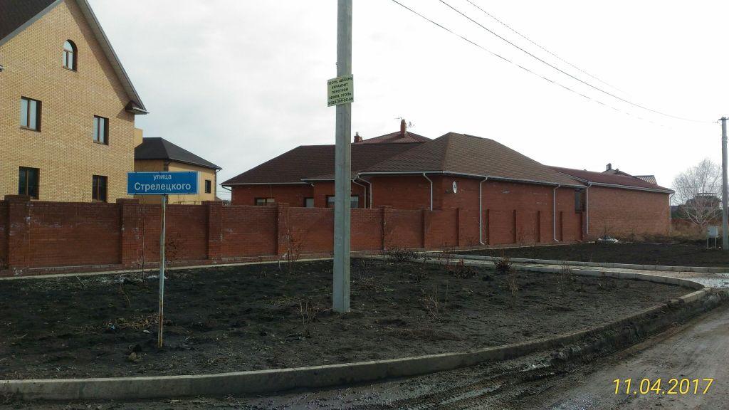 продам участок 8,01 соток в кировском районе г. омска на пересечении ул. кондратюка ...