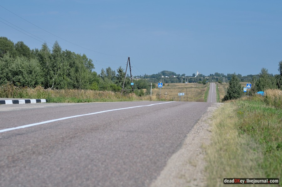 Рузский городской округ, село Богородское, 80 км до МКАД