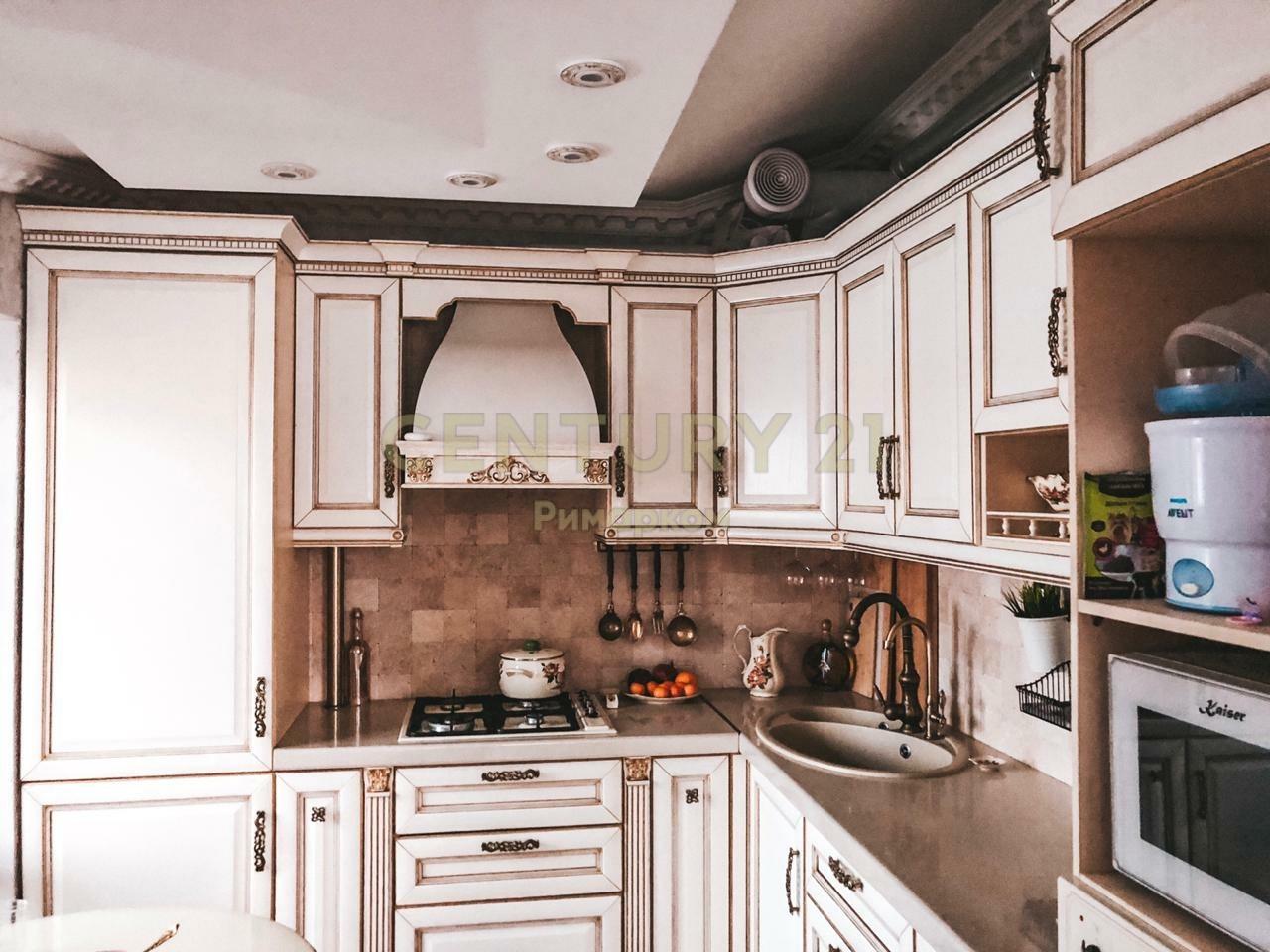 Продается четырехкомнатная квартира за 6 400 000 рублей. г Москва, поселение Роговское, поселок Рогово, ул Берёзки, д 10 к 1.